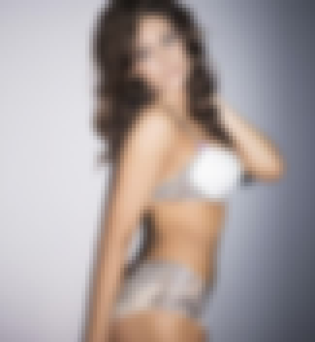 Kelly Brook is listed (or ranked) 2 on the list Faces of Ultimo Lingerie