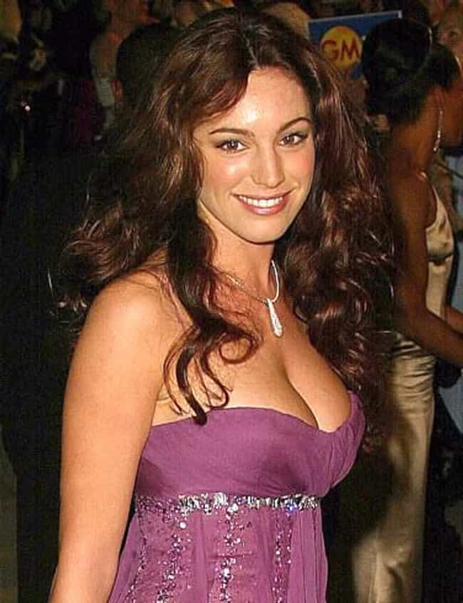Kelly Brook is listed (or ranked) 1 on the list Does Size Matter?