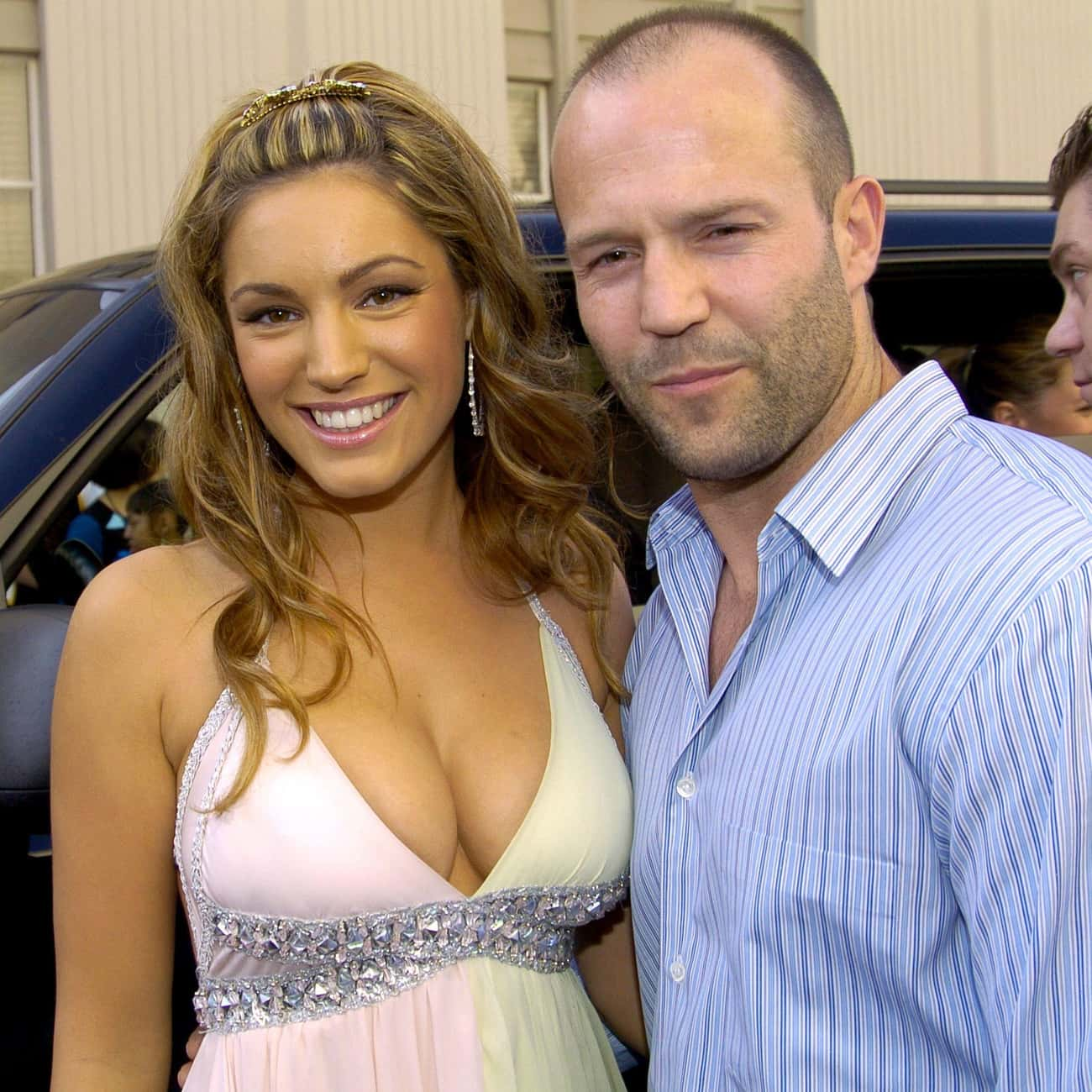 Kelly Brook is listed (or ranked) 4 on the list Jason Statham Loves and Hookups
