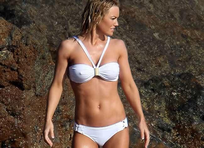 Kelly Carlson is listed (or ranked) 2 on the list Bikinipedia- K-L