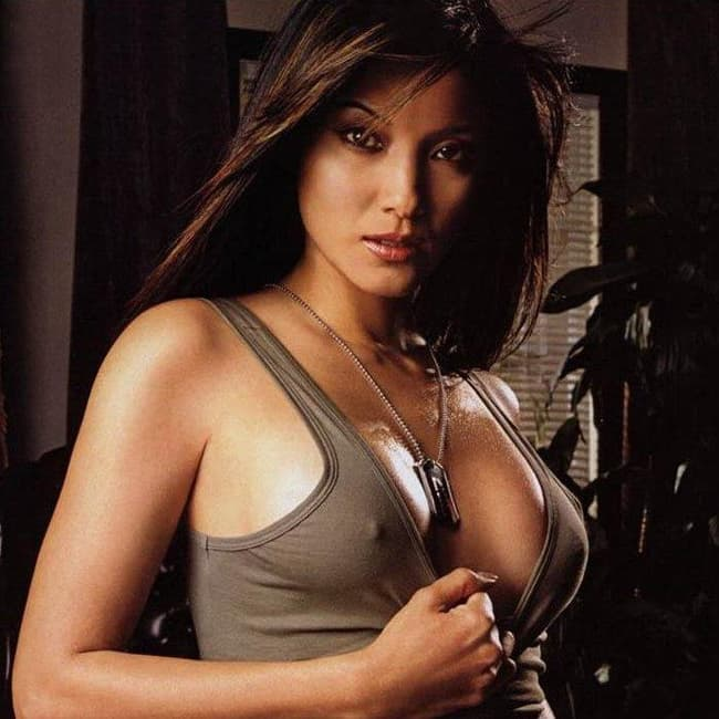 Kelly Hu Is Listed Or Ranked  On The List Hottest Asian Women