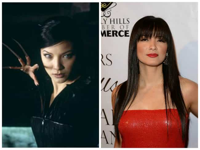 Kelly Hu is listed (or ranked) 2 on the list Where Are They Now? 30 Actors from Comic Book Movies