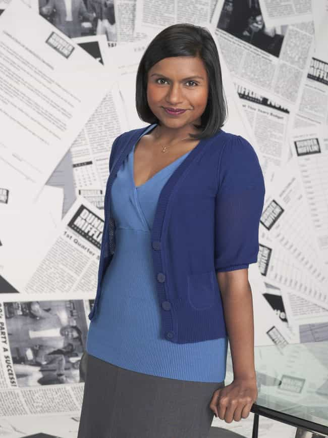 Kelly Kapoor is listed (or ranked) 4 on the list How The Characters On 'The Office' Represent The Seven Deadly Sins