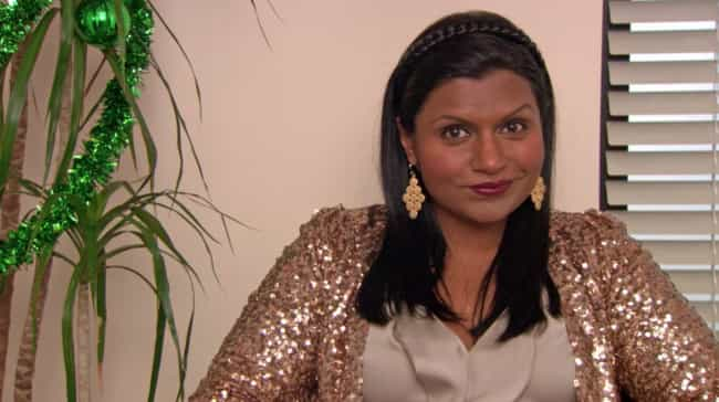 Kelly Kapoor is listed (or ranked) 3 on the list Which Member Of 'The Office' Are You, According To Your Zodiac Sign?