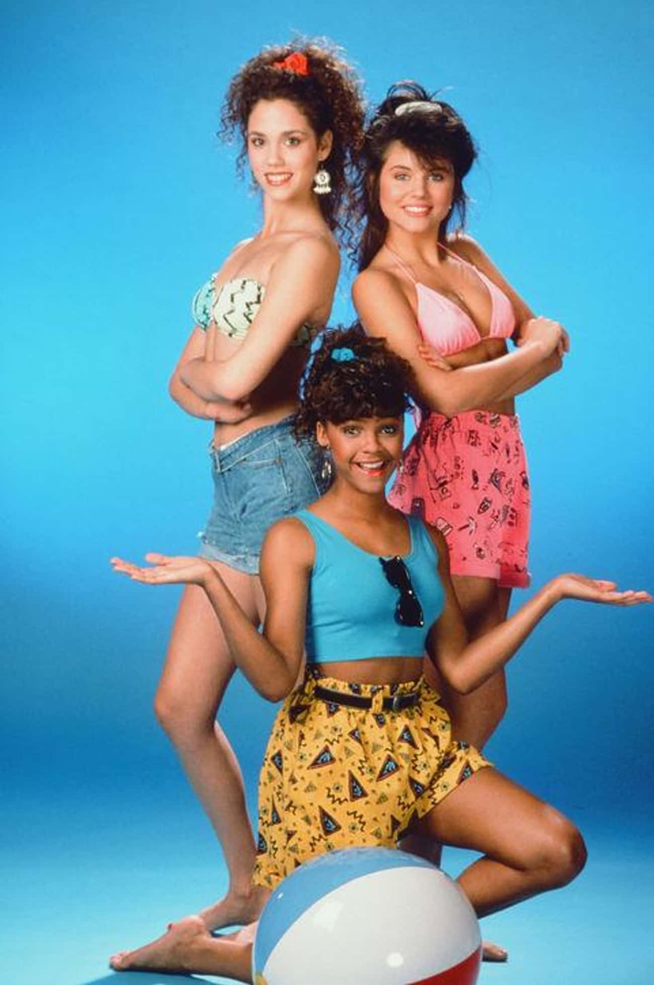 Kelly Kapowski, Lisa Turtle &  is listed (or ranked) 3 on the list The Greatest Sets of BFFs in All of '90s TV