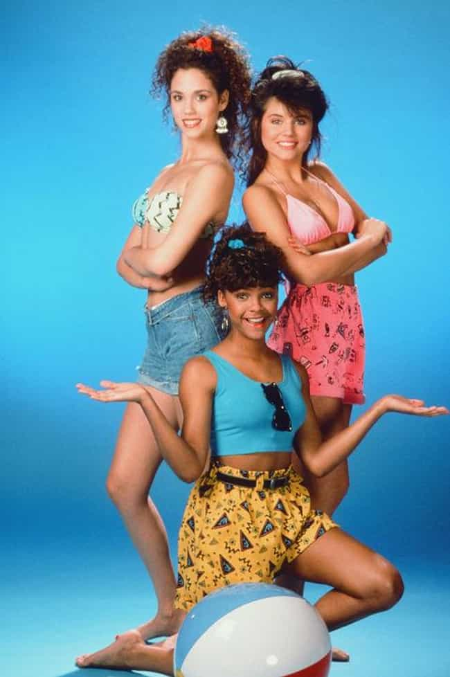 Kelly Kapowski is listed (or ranked) 4 on the list The Greatest Sets of BFFs in All of '90s TV