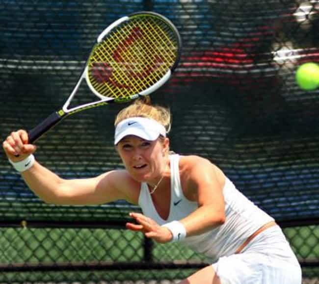 Kelly Liggan is listed (or ranked) 4 on the list The Best Tennis Players from Ireland