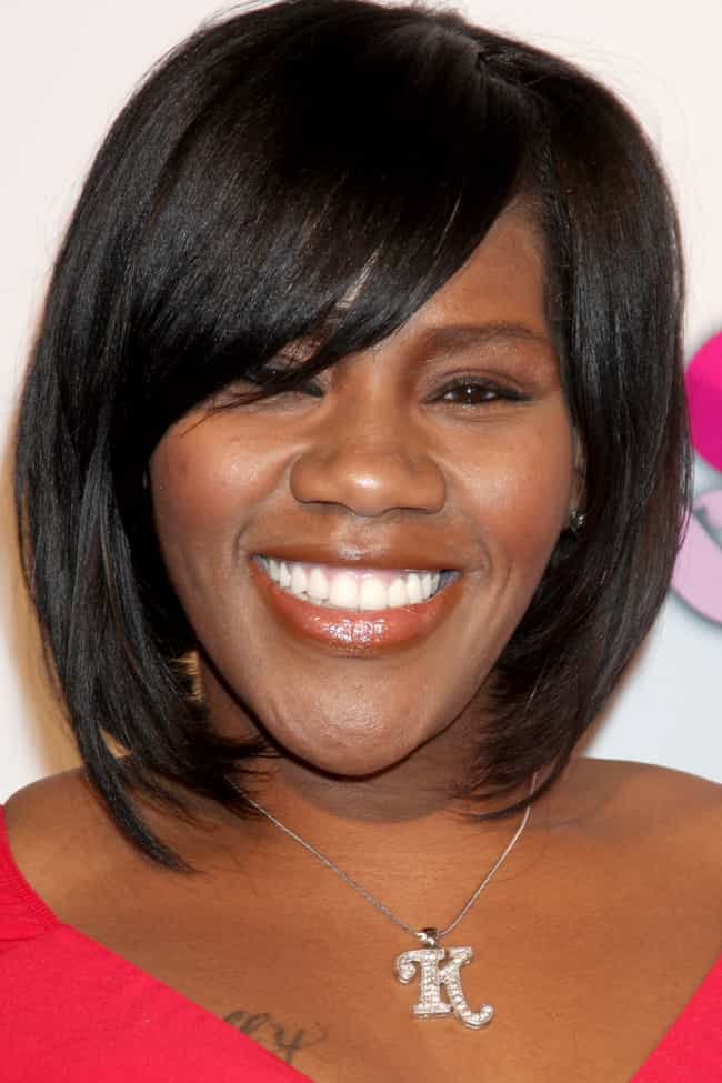 Kelly Price is listed (or ranked) 3 on the list 28 Celebrities Who Sang in the Church Choir