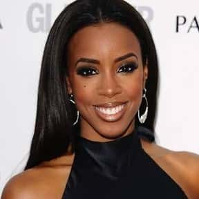 Kelly Rowland is listed (or ranked) 20 on the list The Greatest Black Female Pop Singers