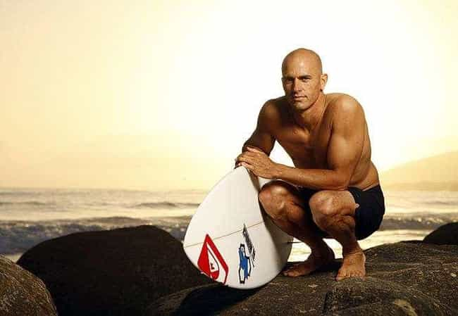 Kelly Slater is listed (or ranked) 3 on the list 31 Celebrities Who Have Saved the Lives of Regular People