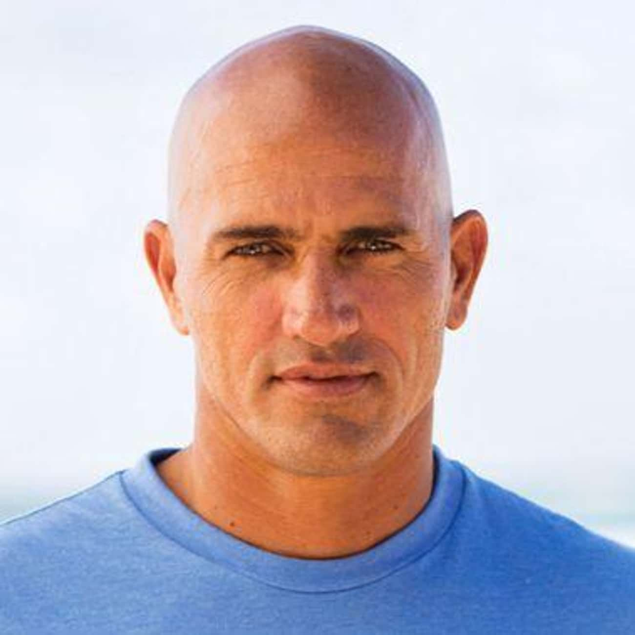 Kelly Slater is listed (or ranked) 1 on the list Famous Male Surfers