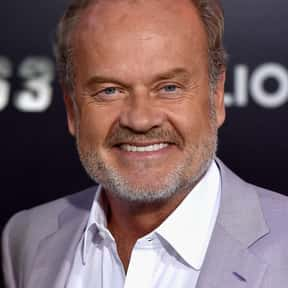 Kelsey Grammer is listed (or ranked) 4 on the list Famous Juilliard School Alumni