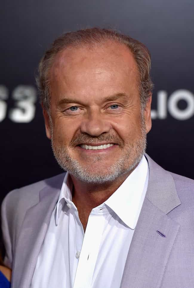 Kelsey Grammer is listed (or ranked) 3 on the list The Best Frasier Actors