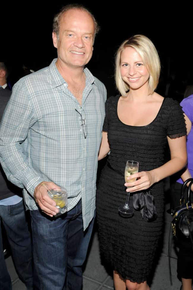 Kelsey Grammer is listed (or ranked) 21 on the list 48 Famous Couples with Huge Age Differences