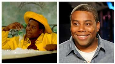 Kenan Thompson Is A Longtime S is listed (or ranked) 1 on the list What Happened To All The Kids From 'All That'?