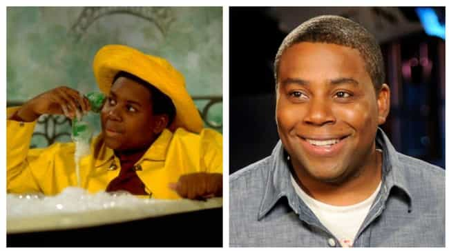 Kenan Thompson is listed (or ranked) 1 on the list What Happened To All The Kids From 'All That'?