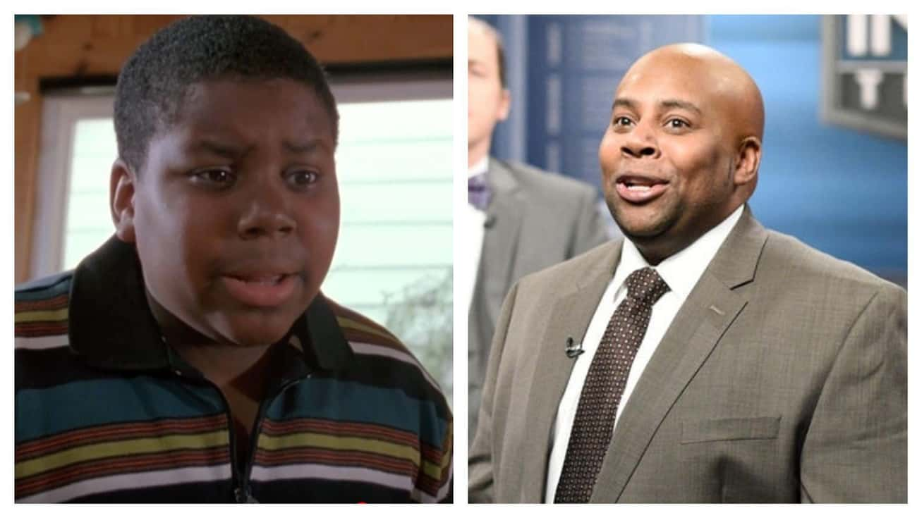Kenan Thompson (Roy Murphy) is listed (or ranked) 2 on the list Here's What The Cast Of 'Heavyweights' Looks Like Now