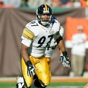 Kendrell Bell is listed (or ranked) 22 on the list The Best Pittsburgh Steelers Linebackers of All Time