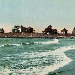 Kennebunkport is listed (or ranked) 7 on the list The Best Beaches in New England