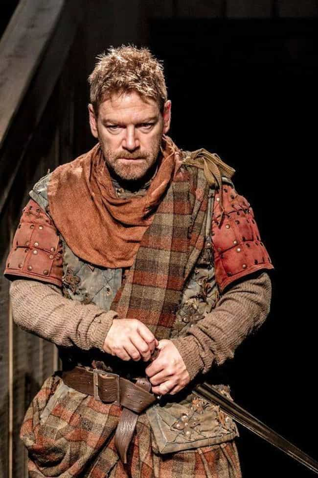 Kenneth Branagh is listed (or ranked) 8 on the list 16 Actors Who Have Played Macbeth