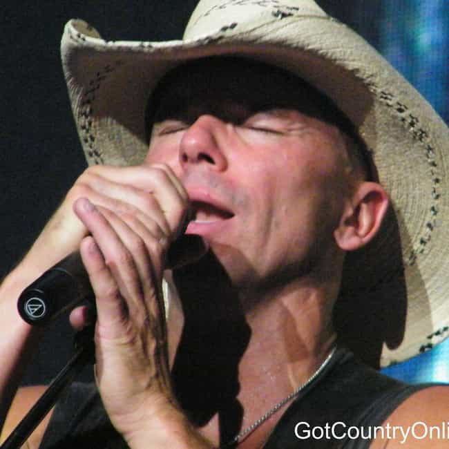 Kenny Chesney is listed (or ranked) 4 on the list Country Singers Who Are Sober