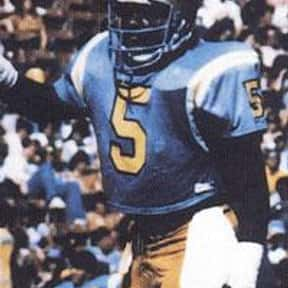 Kenny Easley is listed (or ranked) 3 on the list The Best UCLA Football Players of All Time