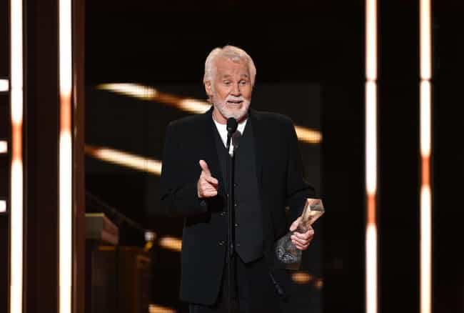 Kenny Rogers is listed (or ranked) 3 on the list Celebrities Turning 80 in 2018