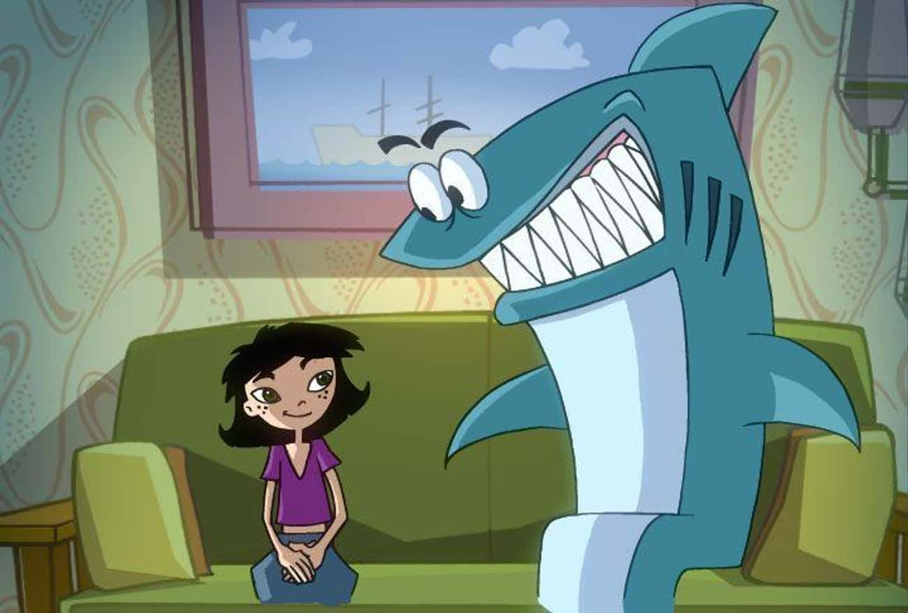 Kenny The Shark is listed (or ranked) 1 on the list 18 Cartoons From The Early 2000s We Totally Forgot Existed