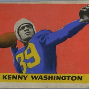 Kenny Washington is listed (or ranked) 23 on the list The Best UCLA Football Players of All Time