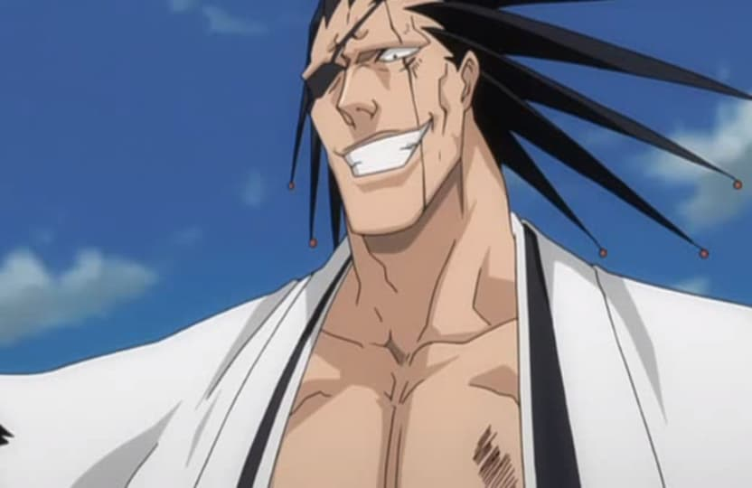 Random Gotei Captain In Bleach