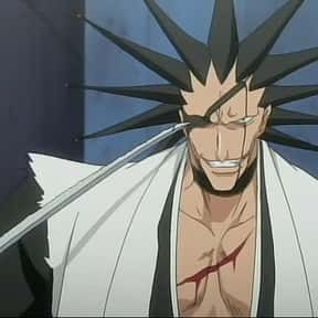 Kenpachi Zaraki is listed (or ranked) 11 on the list The Best Anime Swordsman of All Time