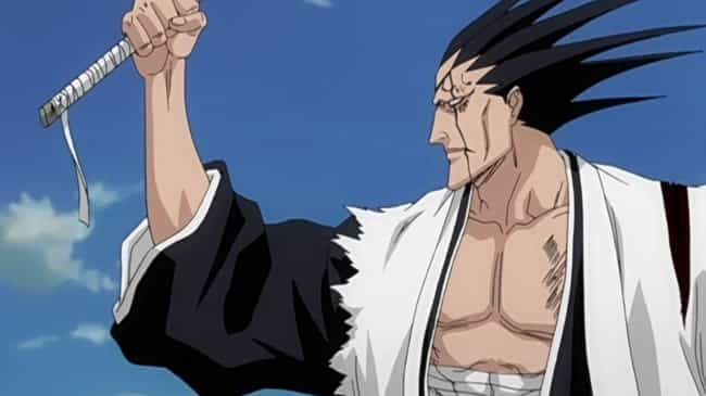 Kenpachi Zaraki is listed (or ranked) 1 on the list The 20 Best 'Chaotic Neutral' Anime Characters of All Time
