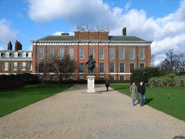 Kensington Palace is listed (or ranked) 6 on the list Which Royal Residence Would You Most Want To Live In?