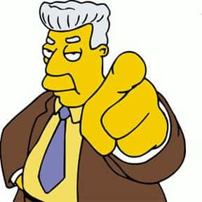 Kent Brockman is listed (or ranked) 16 on the list The Best Fictional Journalists, Reporters, and Newscasters