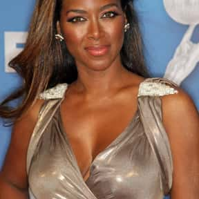 Kenya Moore is listed (or ranked) 8 on the list The Most Annoying Real Housewives of All Time