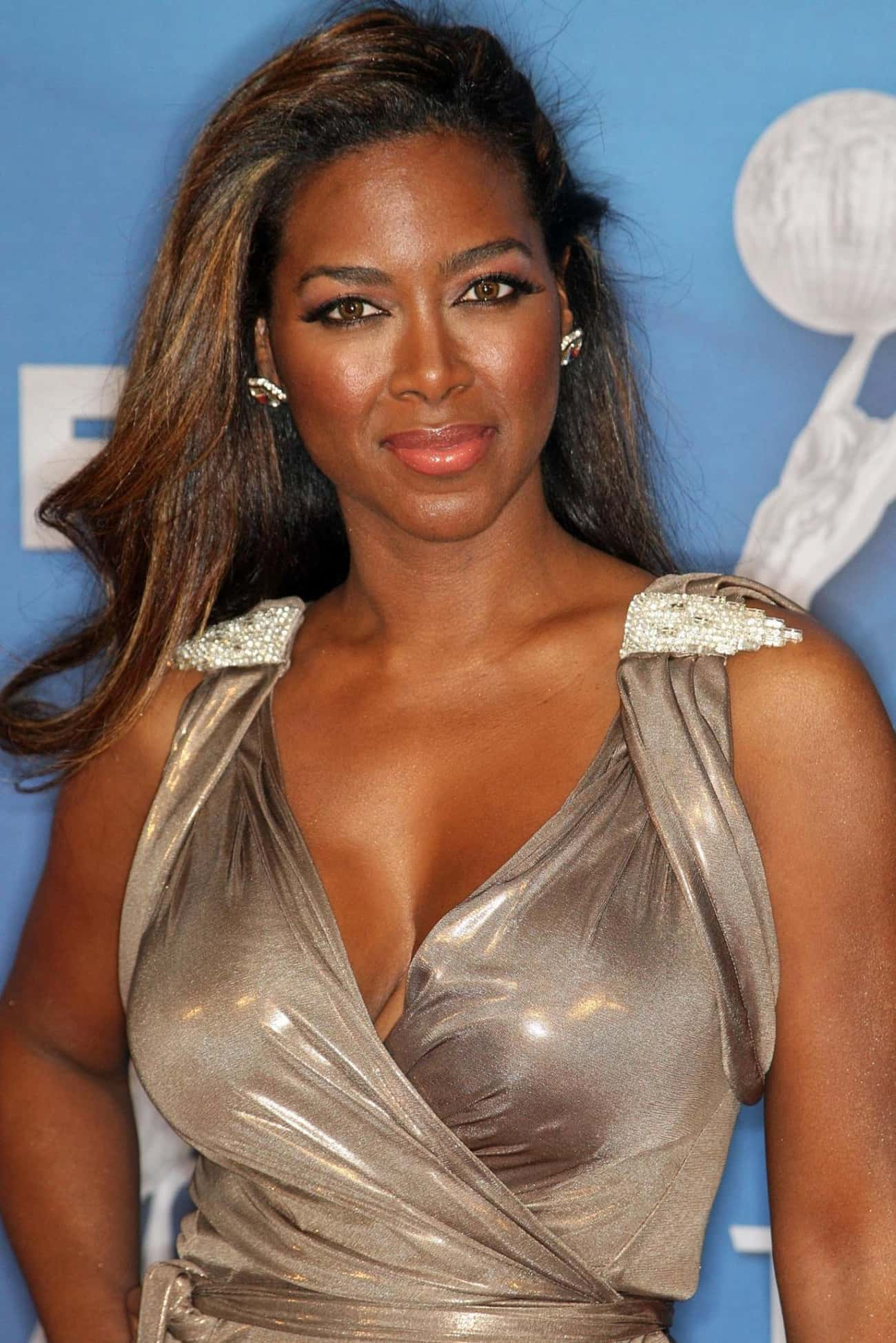Kenya Moore is listed (or ranked) 1 on the list 42 Celebrity Women Who Gave Birth After 40