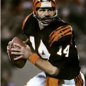 Ken Anderson is listed (or ranked) 10 on the list The Best NFL Quarterbacks of the 1970s