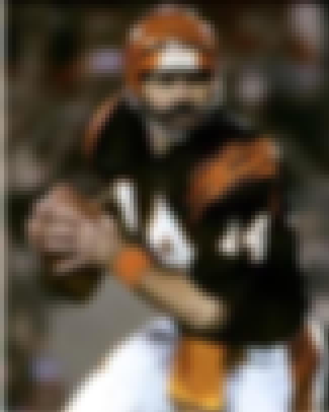 Ken Anderson is listed (or ranked) 2 on the list The Greatest Cincinnati Bengals of All Time