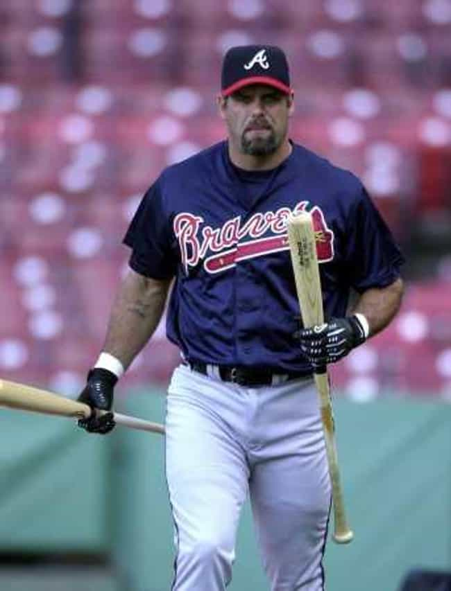 Ken Caminiti is listed (or ranked) 4 on the list Baseball Players who went to Rehab