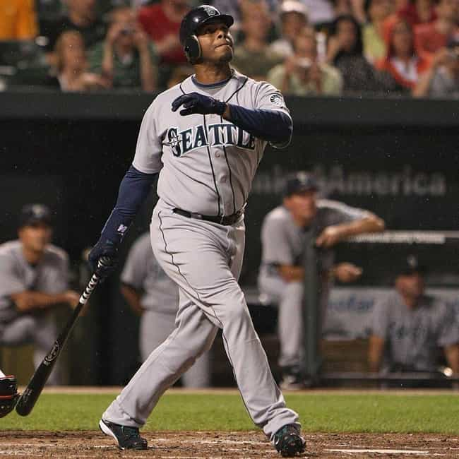 Ken Griffey, Jr. is listed (or ranked) 4 on the list Every MLB Player To Hit 50 Home Runs In A Season