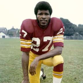 Ken Houston is listed (or ranked) 9 on the list The Greatest Washington Redskins of All Time