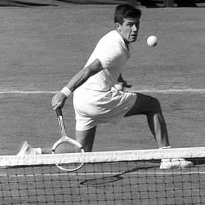 Ken Rosewall is listed (or ranked) 4 on the list The Best Men's Tennis Players of the 1950s