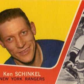 Ken Schinkel is listed (or ranked) 18 on the list The Best Pittsburgh Penguins Coaches of All Time