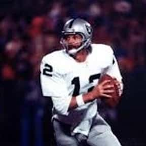 Ken Stabler is listed (or ranked) 5 on the list The Best NFL Quarterbacks of the 1970s