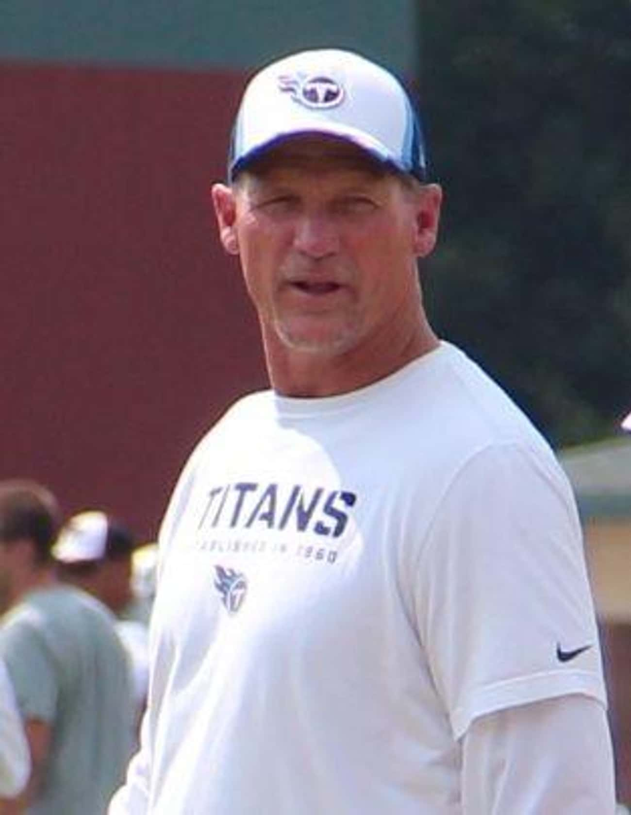 Ken Whisenhunt is listed (or ranked) 3 on the list The Most Famous Athletes Who Are Eagle Scouts