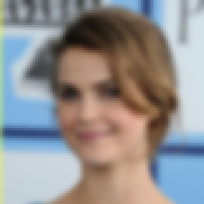 Keri Russell is listed (or ranked) 3 on the list Famous Friends of Jennifer Garner