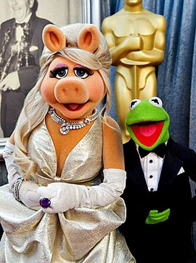Kermit the Frog is listed (or ranked) 1 on the list The Most Tragic Celebrity Breakup Stories