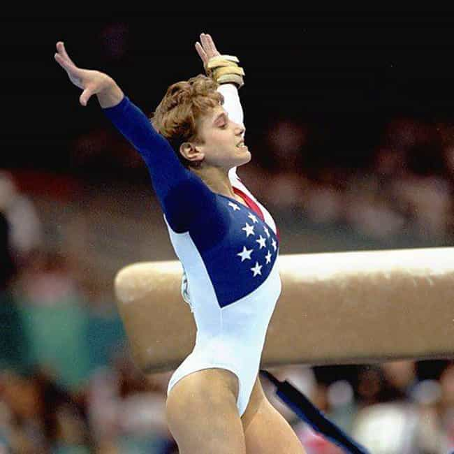 Kerri Strug is listed (or ranked) 4 on the list 34 Celebrities Who Were in Kappa Alpha Theta