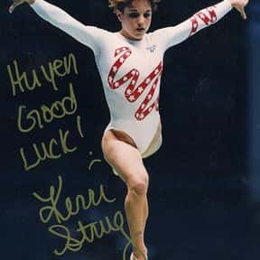 Kerri Strug is listed (or ranked) 14 on the list List of Famous Gymnasts