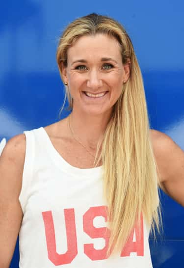 Kerri Walsh Jennings is listed (or ranked) 2 on the list Famous Female Volleyball Players